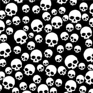 Random Skull Pattern