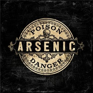 Vintage Style Arsenic Poison Label