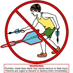 Lawn Dart Safety