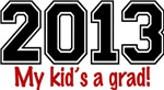 Friends & Family of The Grad 2013 T-shirts