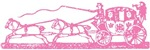 Pink Princess Carriage T-shirts