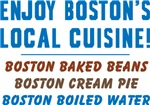 Boston Boiled Water T-shirts