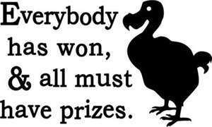 Alice Dodo Everybody Has Won