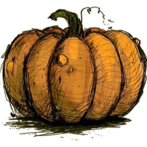 Ink Pumpkin