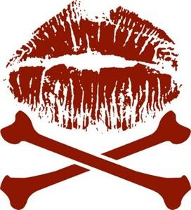 Kiss And Crossbones