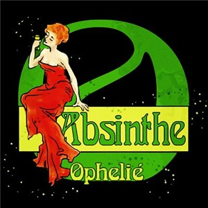 Red Dress Absinthe Ophelie