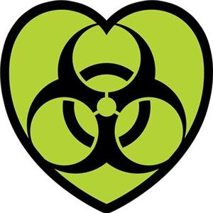 Biohazard Heart