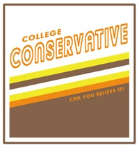 Retro College Conservative