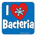 I Heart Bacteria