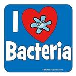I Heart Bacteria