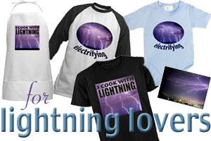 for lightning lovers