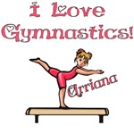 I Love Gymnastics (Arriana)