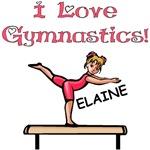 I Love Gymnastics (Elaine)