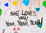 She Loves You....
