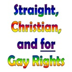 Straight, Christian, & Gay Rights