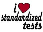 I Love Standardized Tests