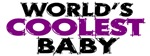 World's Coolest Baby (Purple)