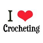 I Love Crocheting