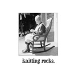 Knitting Rocks