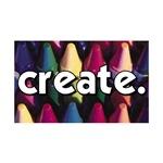 Create - Crayons - Crafts