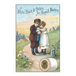 Children - Vintage Thread Ad