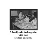 Quilting - Family Stitched With Love