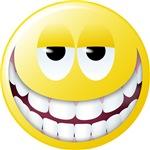 Huge Smiley Face