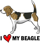 I Heart My Beagle