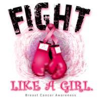 Fight Like A Girl Design