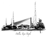 Dallas, Texas Temple