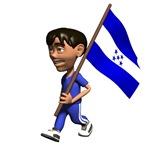 Honduras Boy T-Shirts