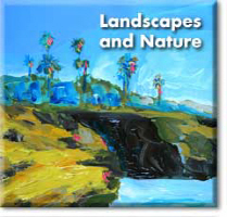Landscape, Seascape and Nature Paintings