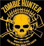 Zombie Hunter Yellow
