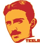 Physics would be years behind if it was not for Tesla.  Show your love for Tesla and his many achievements with this great Tesla tshirt.  A perfect gift for any physics geek.