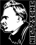 Nietzsche black on white