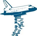 shuttle (blue)