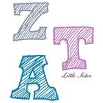 ZTA Sketchy Little Sister