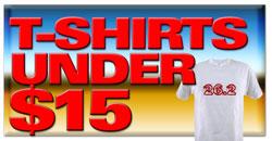 Triathlon T-shirts under $15
