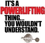 A POWERLIFTING THING