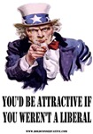 Dems: Libs Aren't Attractive