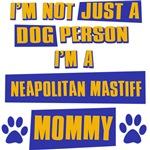 Neapolitan Mastiff Mommy