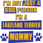 Lakeland terrier Mommy
