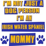 Irish Water Spaniel Mommy