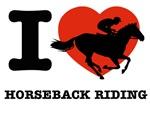 I love Horseback Riding