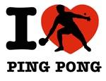 I love Ping pong