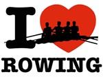 I love Rowing