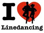 I love Line dancing