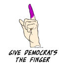 Give Dems the Finger