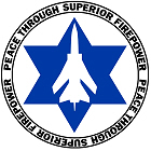 Israeli - Peace through superior firepower 