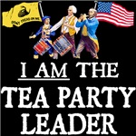 I AM the Tea Party Leader